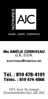 Me Amélie Corriveau