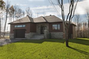 Modèle de maison contemporaine Saint-Maurice - 200 000$