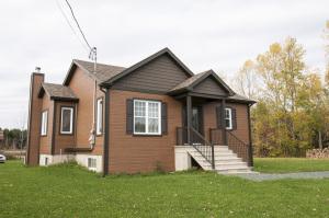 Modèle maison contemporaine St-Wenceslas 100 000$