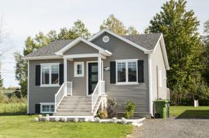 Modèle maison moderne Drummondville 100 000$