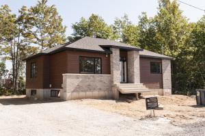 Modèle maison urbaine Drummondville - 200 000$